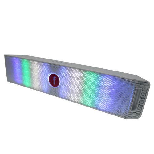 רמקול בלוטוס עוצמתי עם אורות צבעוניים