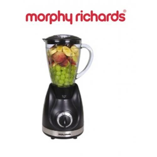 בלנדר עוצמתי 1.5 ליטר כוס זכוכית Morphy Richards