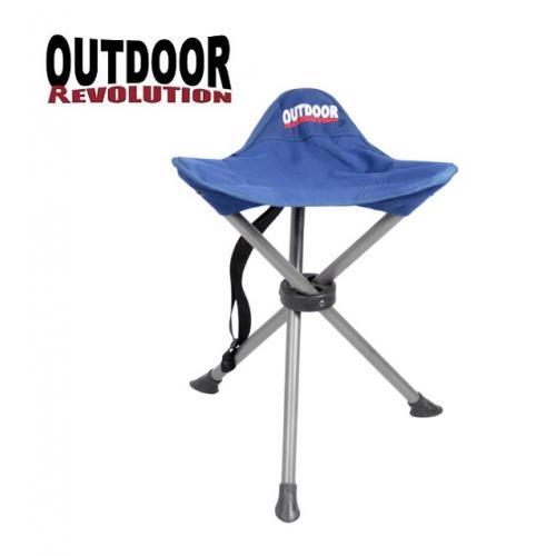 כסא מתקפל קומפקטי 3 רגליים