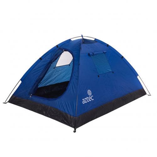 אוהל איכותי ל-4 אנשים בנייה קלה מבית AZTEC