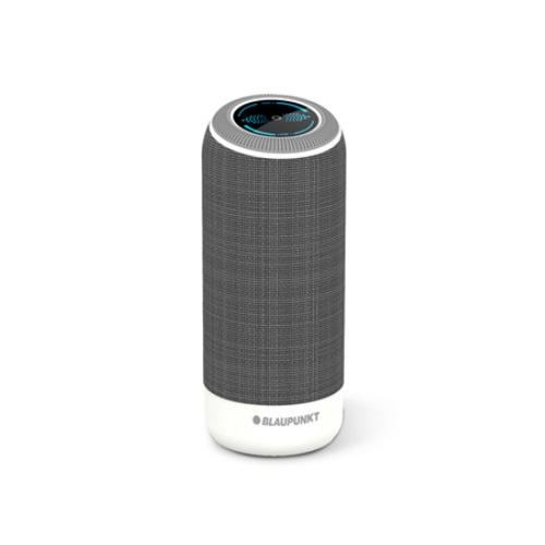 רמקול בלוטוס בצבע אפור 360° בעיצוב אלגנטי Blaupunkt Smart100 מבית BLAUPUNKT