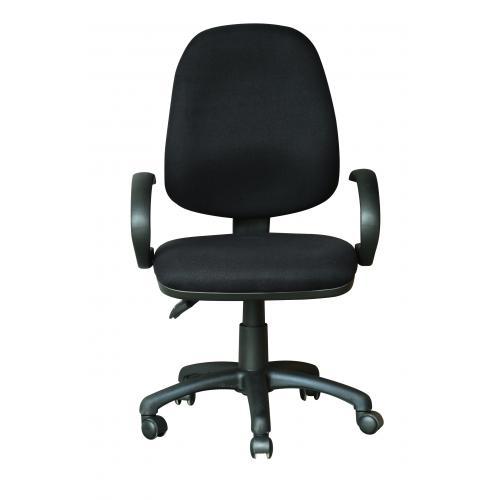 כסא מחשב אורטופדי דגם דין B עם מנגנון מכני משוכלל וידיות ברבור