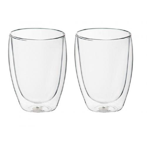 כוסות זכוכית עם דופן כפולה