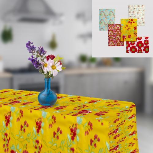 מפת PVC מודפסת -  רשת   GINGER עיצוב אקלקטי ייחודי לבית