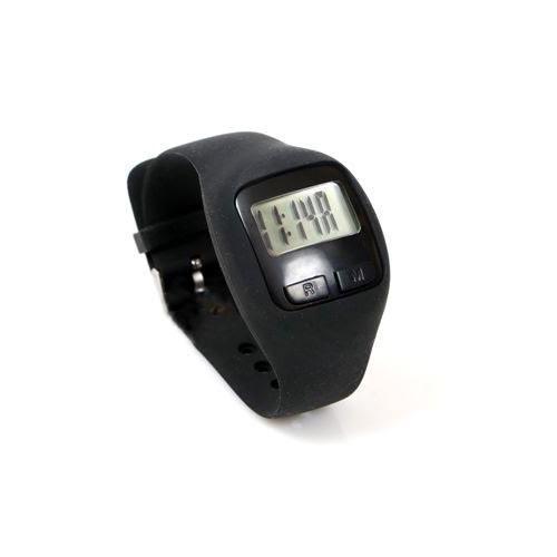 שעון יד פדומטר, מד צעדים