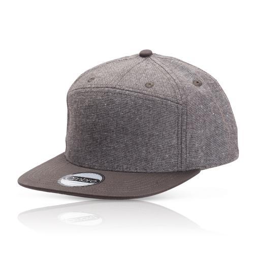 כובע אופנתי מצחיה ישרה