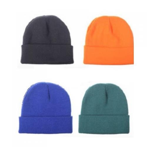 כובע גרב במגוון צבעים