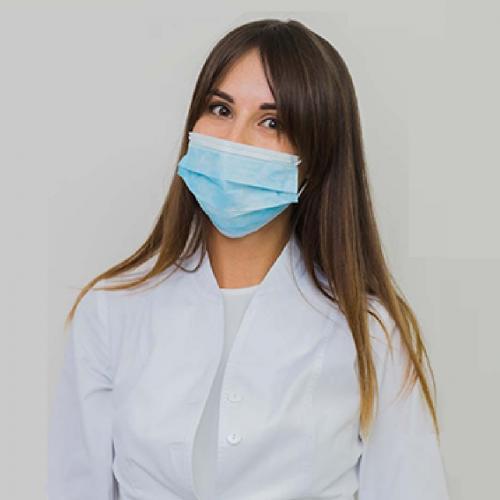 מסיכה כירורגית 3 שכבות