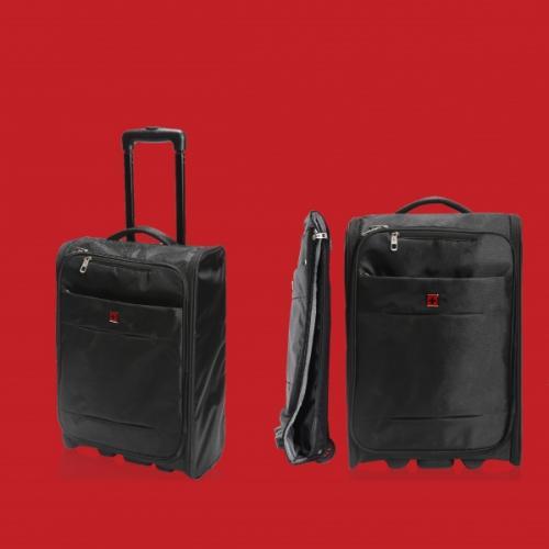 """מזוודה מתקפלת בעיצוב חדשני """"19 מבית SWISS"""