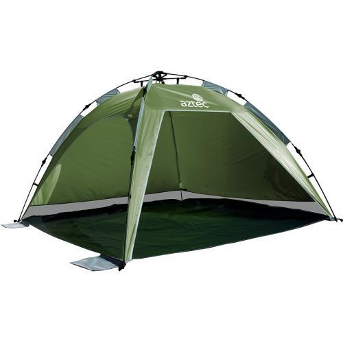 אוהל חוף Aztec  Shadome HD - מוטות פיברגלס הקמה מהירה