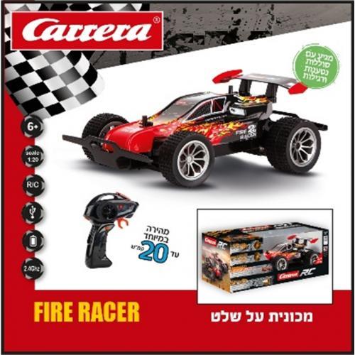 מכונית שלט CARRERA FIRE RACER