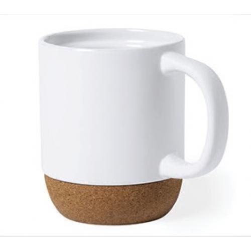 כוס פורצלן עם בסיס משעם
