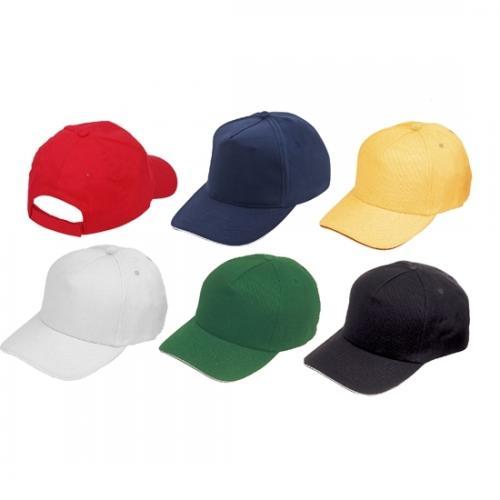 כובע מצחיה עשוי כותנה סרוקה