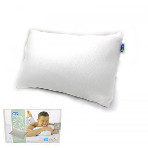 כרית שינה אורטופדית  ויסקו אלסטית איכותית דגם Energy  דוקטור גב