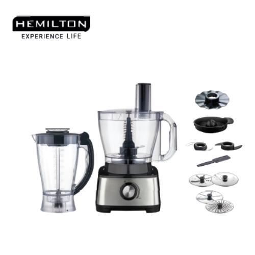 מעבד מזון רב תכליתי מקצועי HEMILTON דגם HEM-2116