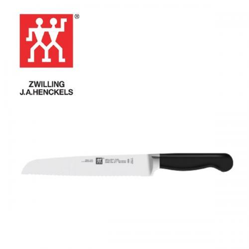 """סכין לחם """"8 ZWILLING PURE"""