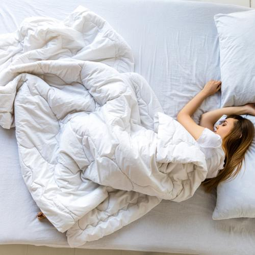 שמיכת חורף זוגית לשינה טובה ומפנקת