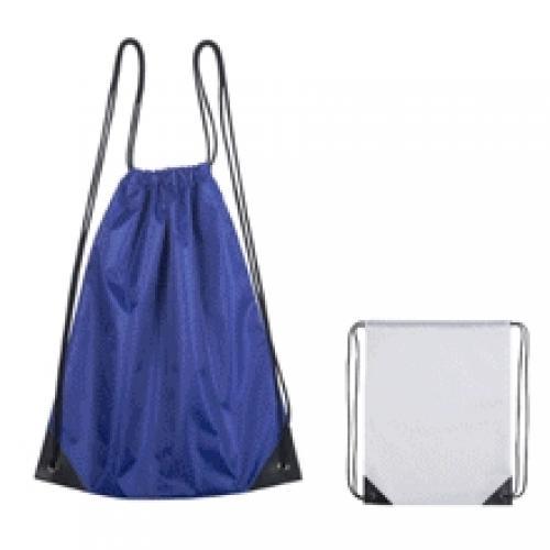 תיק גב שרוכים בכחול או לבן