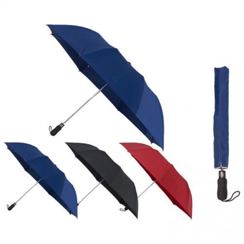 """מטריה מתקפלת """"27 זרועות סיליקון"""