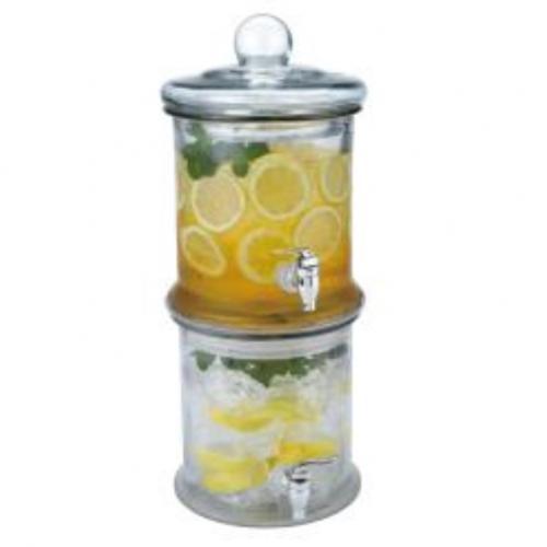 מיכל למשקאות קלים 3.7 ליטר מחולק NAAMAN
