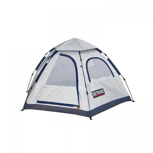 אוהל בן רגע ל-5 של Outdoor