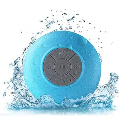רמקול BLUETOOTH עמיד למים בעיצוב חדשני