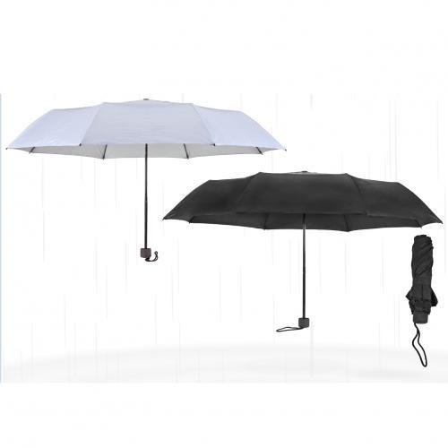 מטריה מתקפלת, פתיחה וסגירה ידנית.