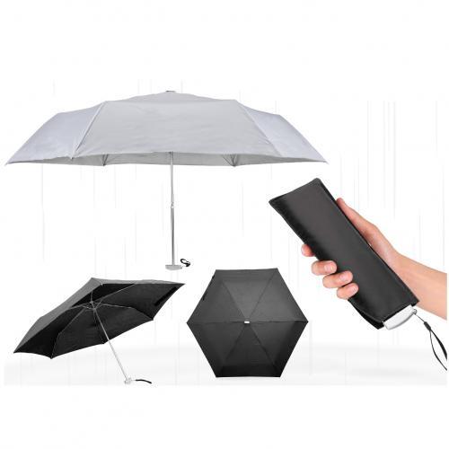 מטריה דקה עם פתיחה ידנית