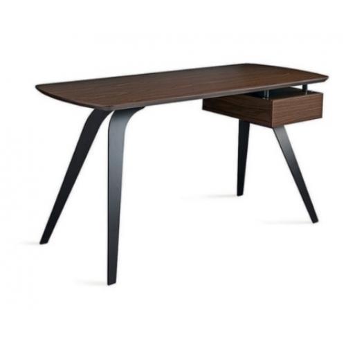 פרנקו - שולחן  מחשב מעוצב עם מגירה