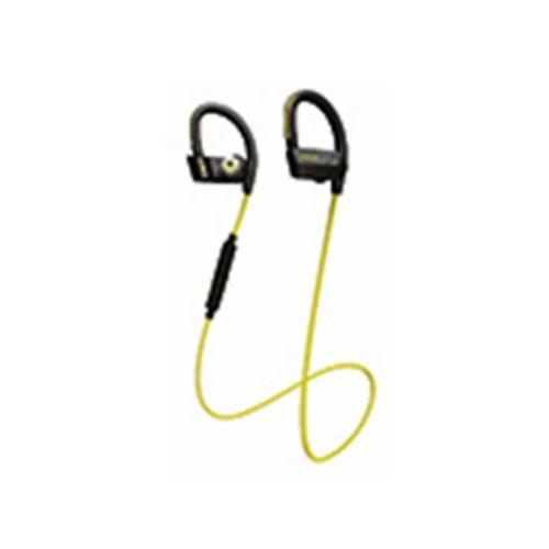 אוזניות ספורט אלחוטיות בצבע צהוב מבית ג'ברה