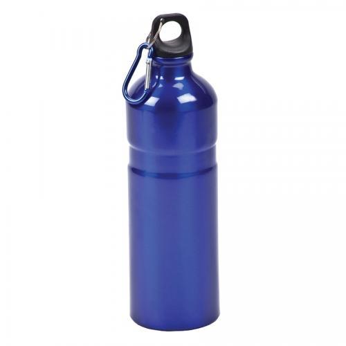 """בקבוק שאקל אלומיניום 750 מ""""ל כחול"""