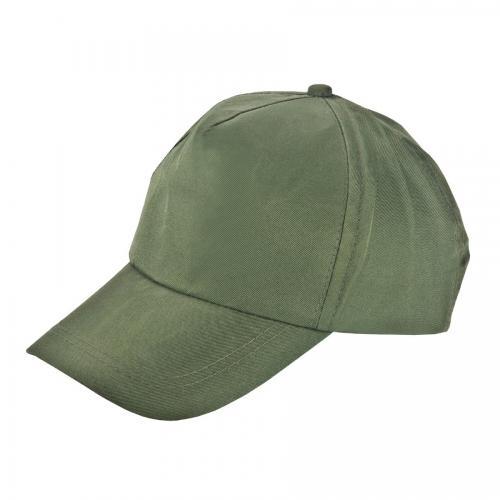 כובע מצחיה זית