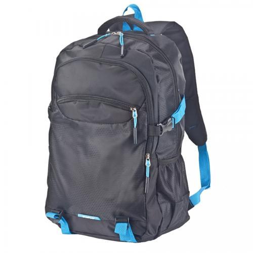 תיק גב 35 ליטר מוצ'לרו שחור /כחול