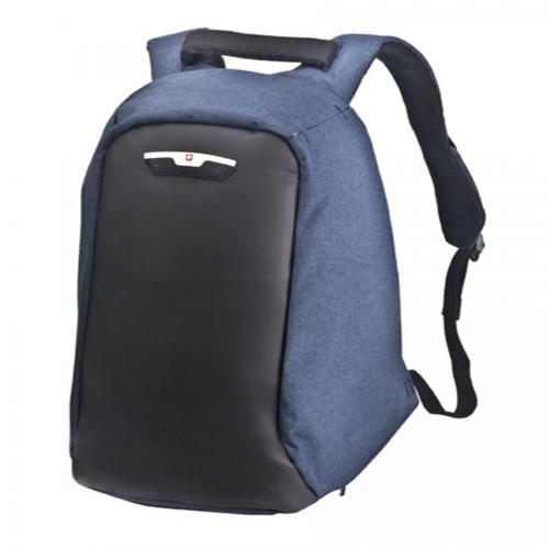 תיק גב SWISS-PROTECTOR - (כחול, שחור, בורדו, סגול, אפור)