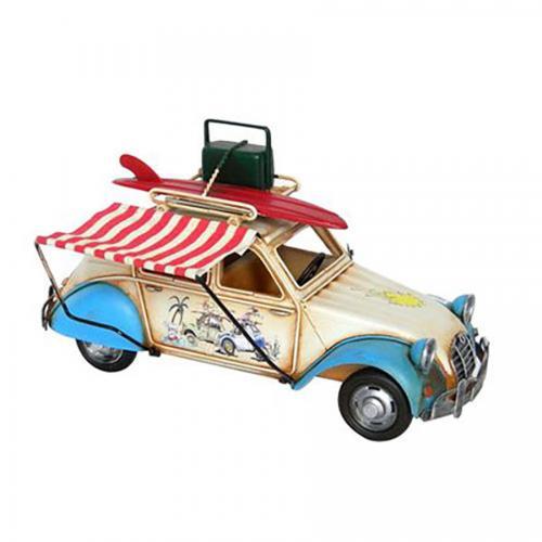 מכונית רטרו עם גלשן