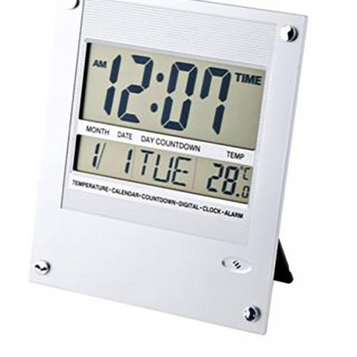 שעון דיגיטלי לקיר או לשולחן
