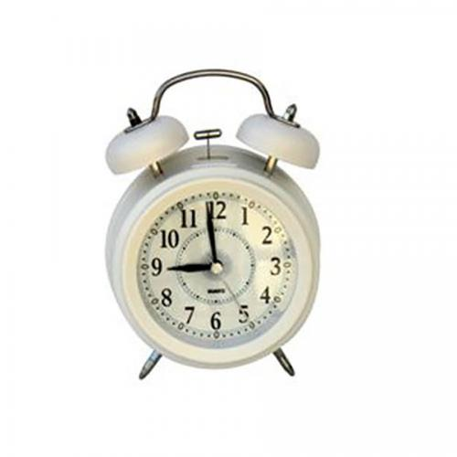 שעון מעורר מתכתי פעמונים קטן