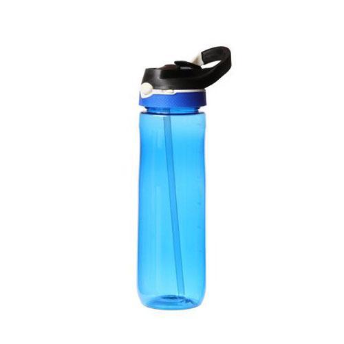 בקבוק פלסטיק מעוצב עם קליפס