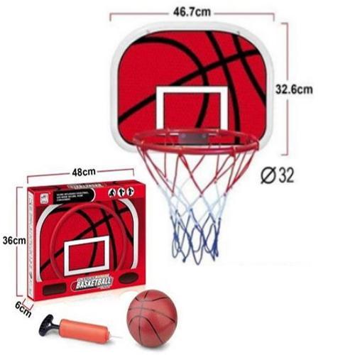 מעמד לכדורסל לתלייה על דלת