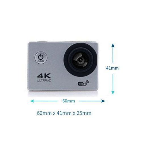 מצלמת אקסטרים ברזולוצית 4K