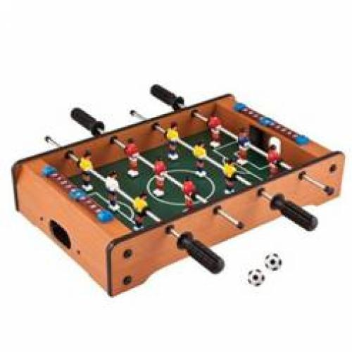 כדורגל שולחני לחדר משחקים