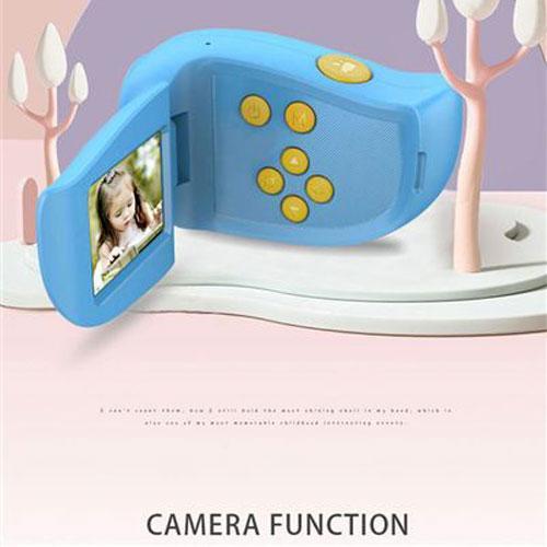 מצלמת וידאו צבעונית לילדים