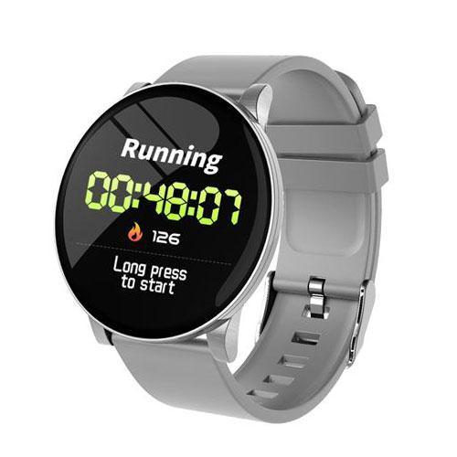 שעון  יד חכם  עיצוב עגול