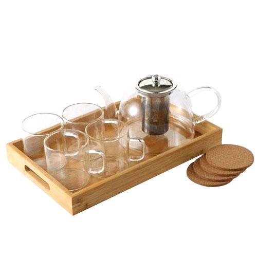 מערכת תה 10 חלקים