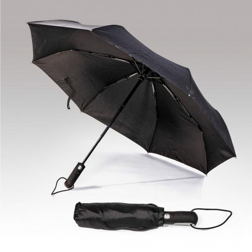 מטריה מתקפלת מהודרת עם פתיחה וסגירה אוטומטית