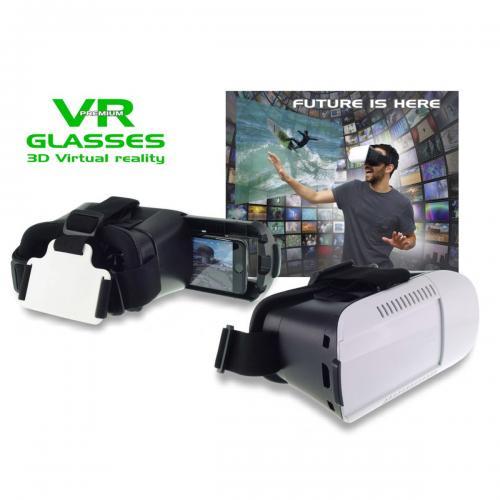 משקפי מציאות מדומה מתקדמים VR