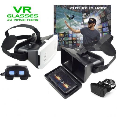 משקפי מציאות מדומה PURE VR