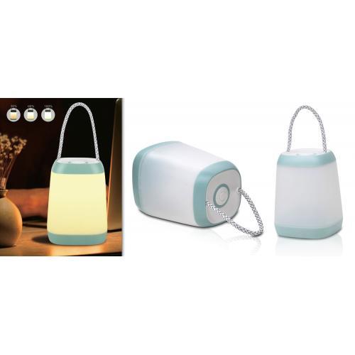 לאנס - עששית בעיצוב מודרני עם 3 מצבי תאורה