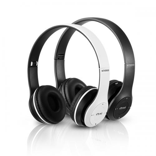 אוזניות קשת Bluetooth מתקפלות