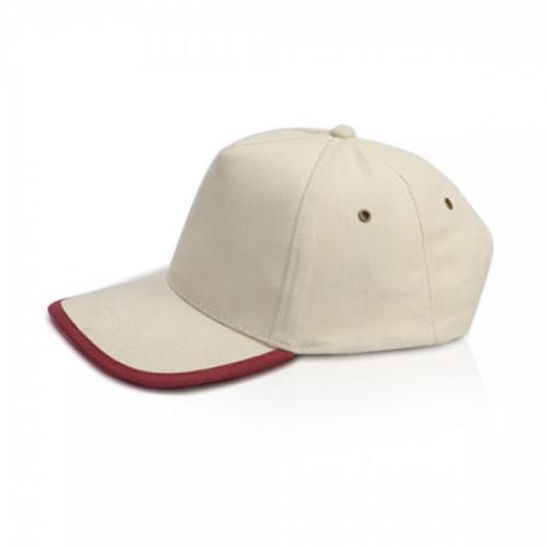 לידר - כובע מצחיה מכותנה סרוקה